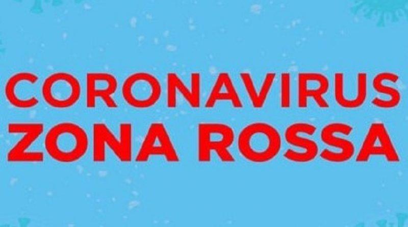 Zona rossa in tutta la provincia di Palermo