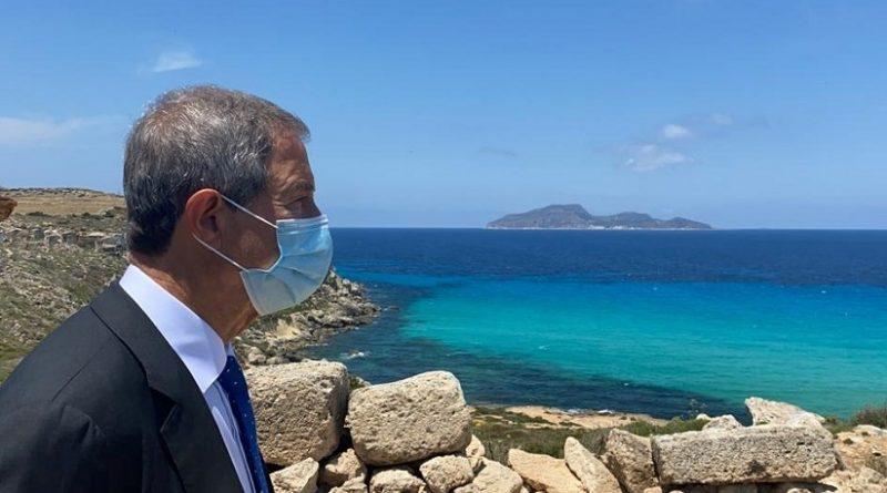 Sicilia verso zona bianca