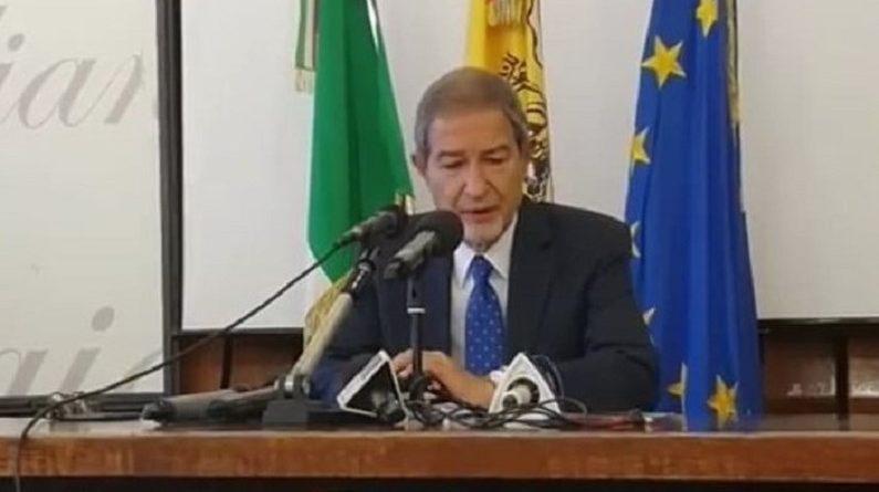 Stop zone rosse in Sicilia. Musumeci: «revoca per il nuovo decreto legge»