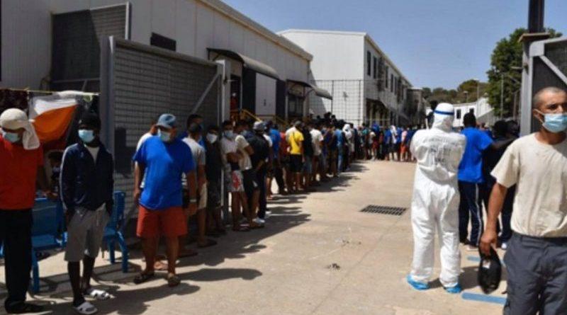 Covid: migranti in quarantena scappano da centro accoglienza