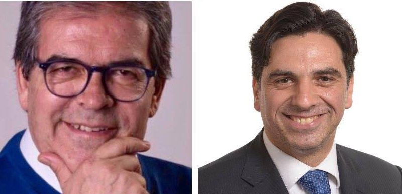 Botta e risposta a suon di post tra Enzo Bianco e Salvo Pogliese